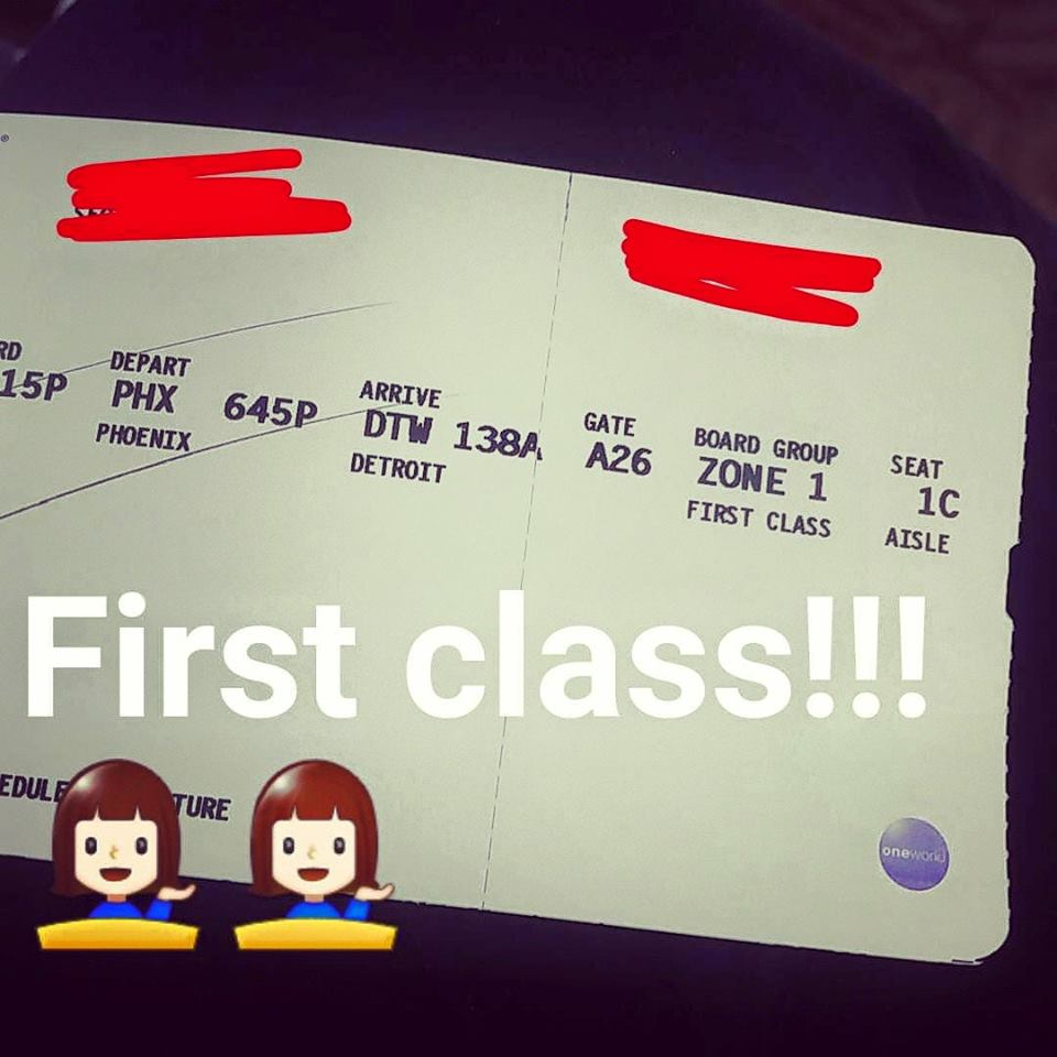 first-class-ticket