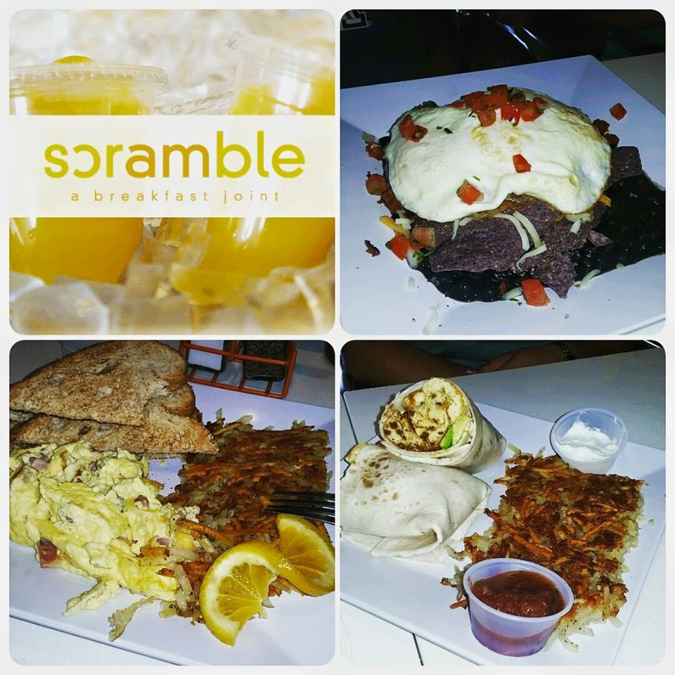 scramble-breakfast